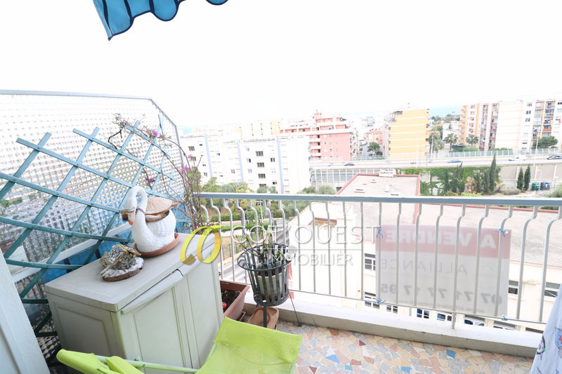 Photo n°1 - Vente appartement Nice 06200 - 262 000 €