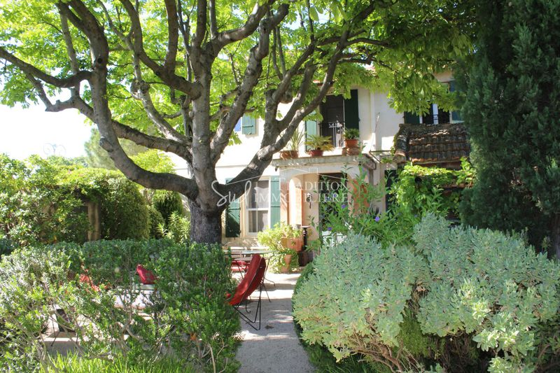 Photo House Maussane-les-Alpilles Centre village,  Location saisonnière house  3 bedrooms