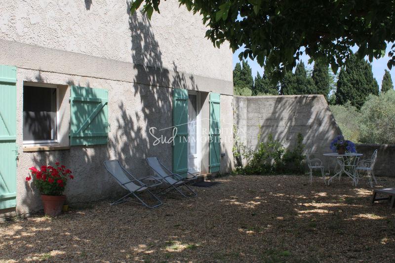 Photo Maison Saint-Rémy-de-Provence En campagne,  Location saisonnière maison  2 chambres   90m²