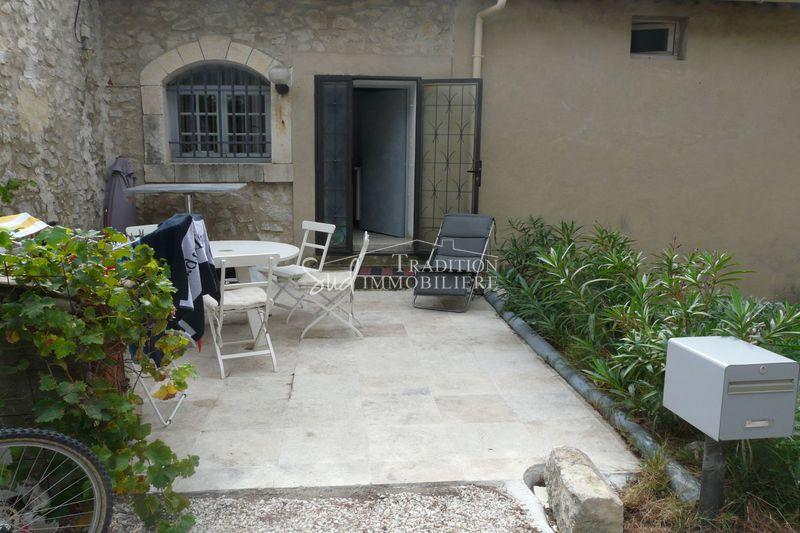 Photo Maison de village Maussane-les-Alpilles Proche centre,  Location saisonnière maison de village  1 chambre   27m²