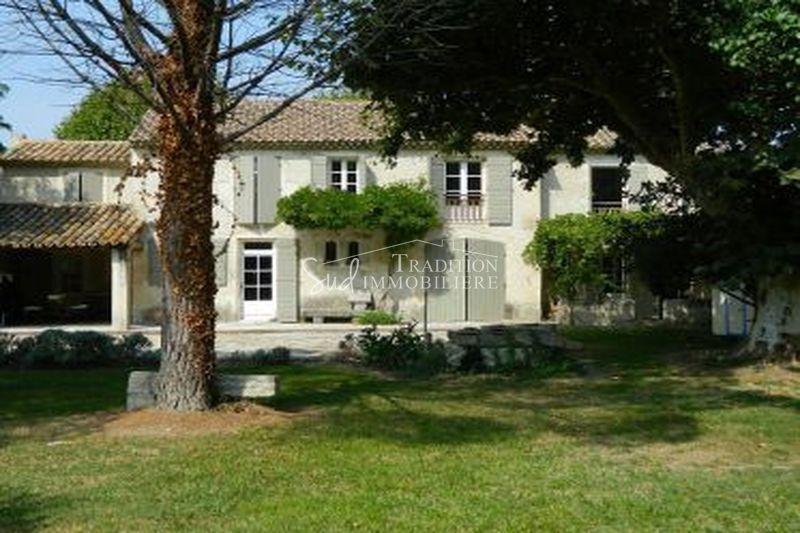 Photo Mas Saint-Rémy-de-Provence En campagne,   achat mas  4 chambres   180m²