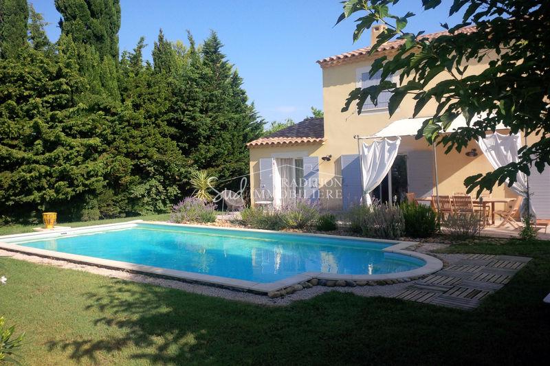 Photo Villa Maussane-les-Alpilles Proche centre,   achat villa  4 chambres   152m²