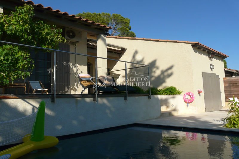 Photo Villa Maussane-les-Alpilles Proche centre,   to buy villa  4 bedrooms   120 m²