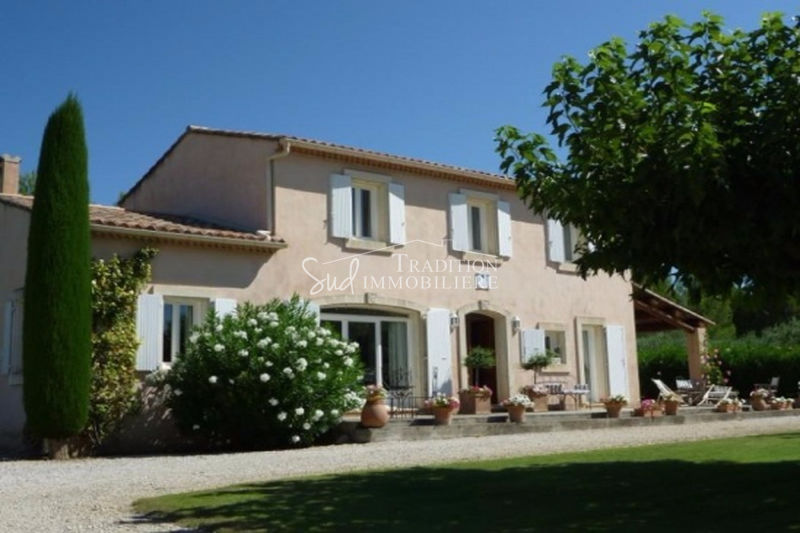Photo Mas Barbentane Saint-rémy-de-provence a 10mn,   to buy mas  4 bedrooms   210 m²