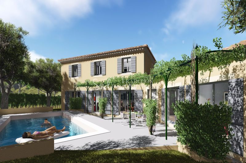 Photo House Saint-Rémy-de-Provence Proche centre,   to buy house  4 bedrooms   152 m²
