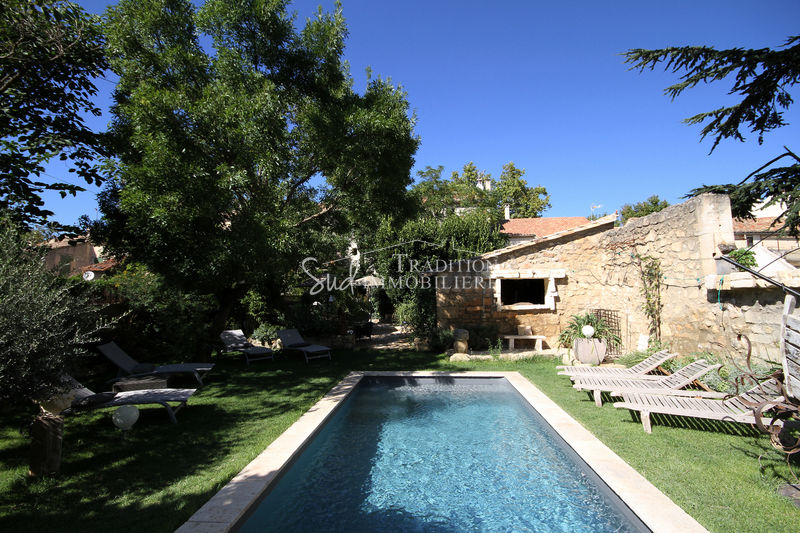 Photo House Maussane-les-Alpilles Centre village,   to buy house  8 bedrooms   355 m²