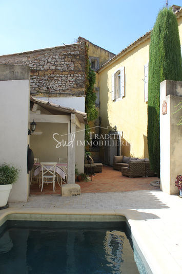 Photo House Mouriès Centre village,   to buy house  5 bedrooms   200 m²
