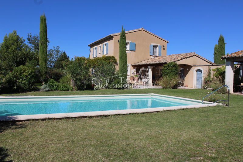 Photo Villa Maussane-les-Alpilles Campagne,   to buy villa  4 bedrooms   151 m²