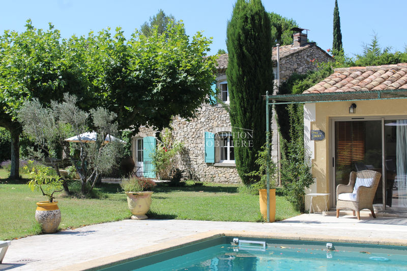 Photo Mas Maussane-les-Alpilles Campagne,   to buy mas  5 bedrooms   230 m²