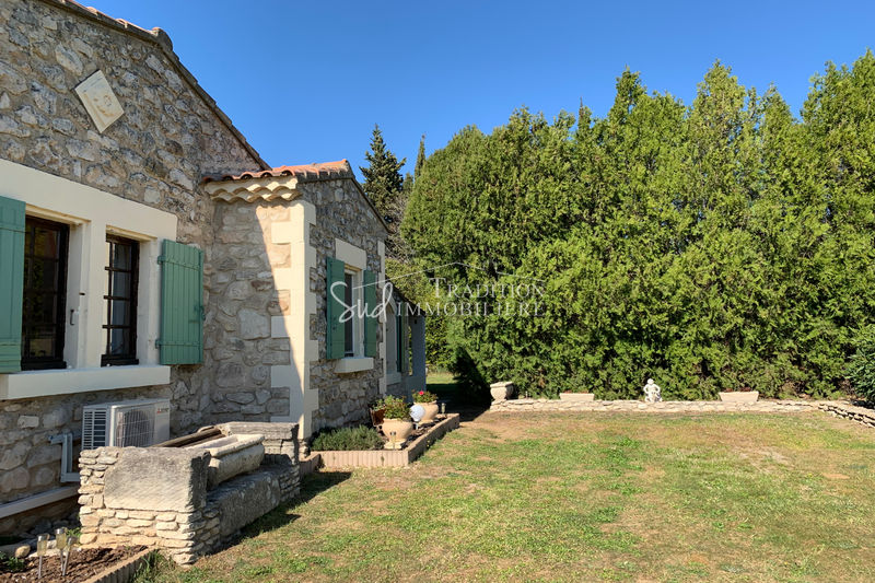 Photo House Tarascon Fontvieille,   to buy house  4 bedrooms   129 m²