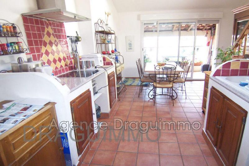 Photo n°1 - Vente Appartement duplex Figanières 83830 - 121 000 €