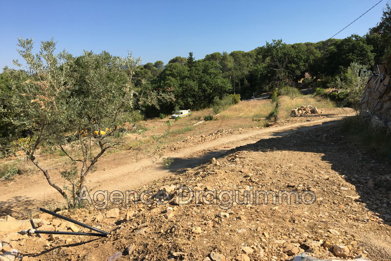 Photo Building land Trans-en-Provence Proche village,   to buy building land   887 m²