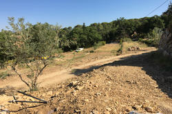 Photos  Terrain constructible à vendre Trans-en-Provence 83720