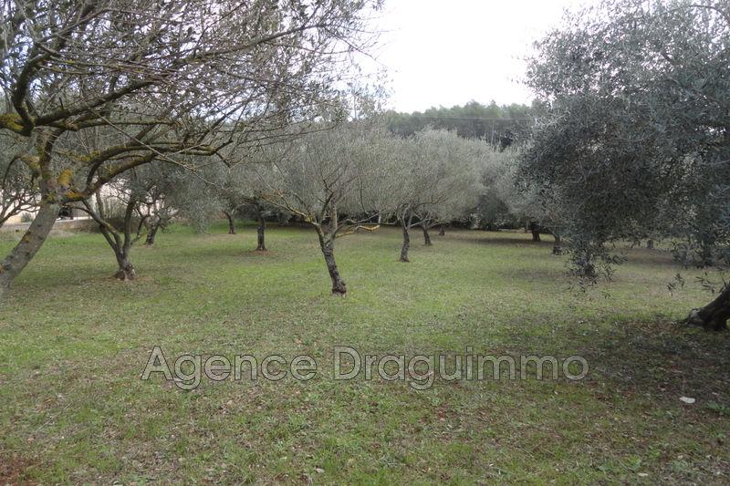 Photo n°2 - Vente terrain à bâtir Trans-en-Provence 83720 - 176 500 €