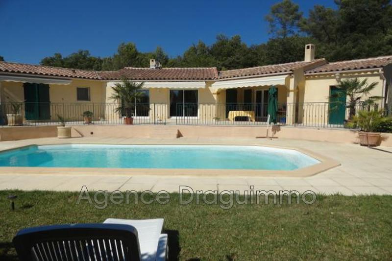 Photo n°2 - Vente Maison villa Trans-en-Provence 83720 - 549 000 €