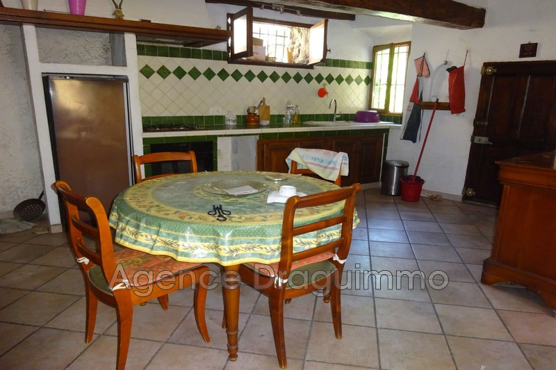 Photo n°2 - Vente maison de village Flayosc 83780 - 156 000 €