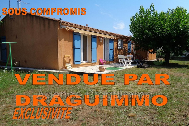 Photo Villa Draguignan Quartier  la foux,   to buy villa  2 bedroom   90 m²