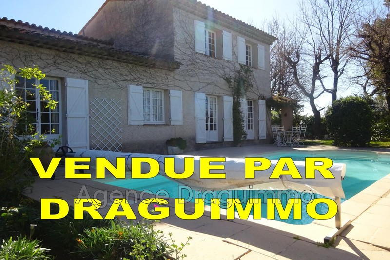 Photo Villa Draguignan   to buy villa  4 bedroom   141 m²