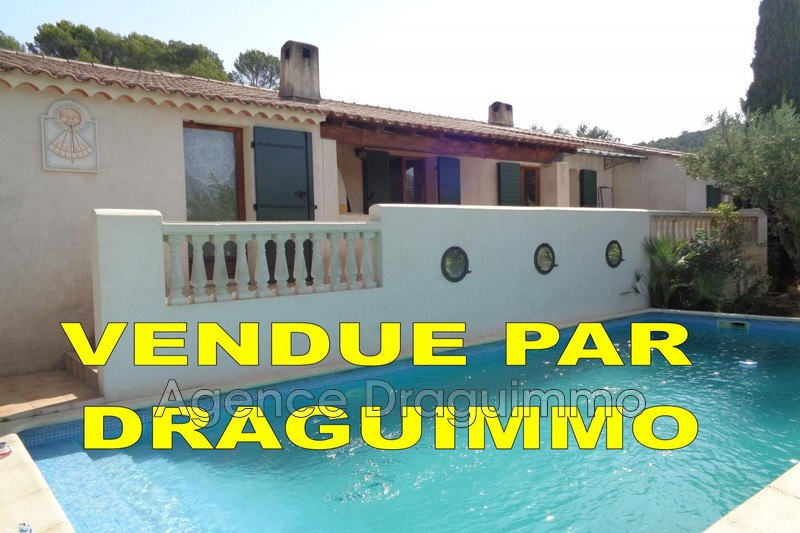Photo n°1 - Vente maison Draguignan 83300 - 373 000 €