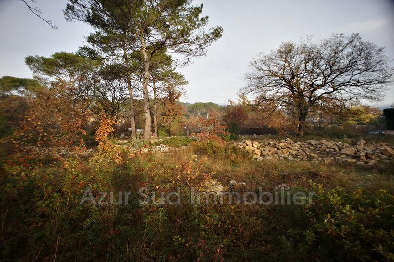 Land Mouans-Sartoux L'ouvaire,   to buy land   1524m²
