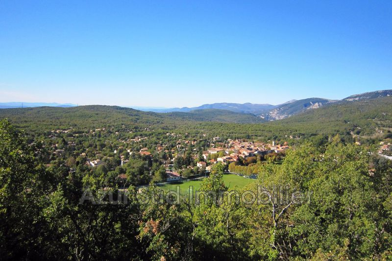 Land Saint-Vallier-de-Thiey Village,   to buy land   3479 m²