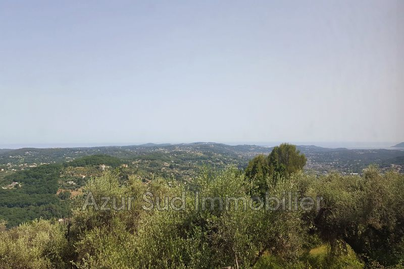 Land Grasse Magagnosc,   to buy land   1182 m²