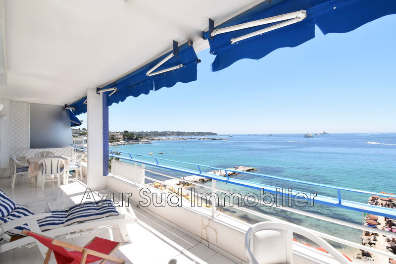 Apartment Juan-les-Pins Front de mer,   to buy apartment  4 rooms   142 m²