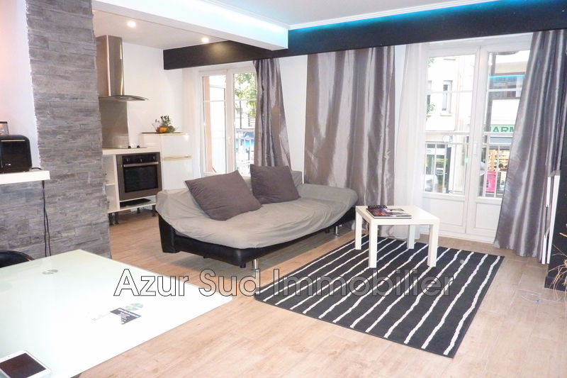 Photo Appartement Antibes Centre-ville,   achat appartement  3 pièces   54 m²