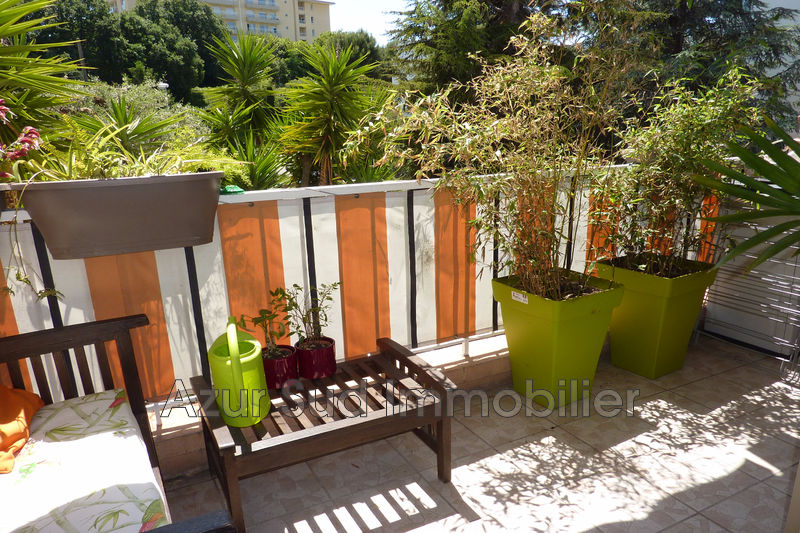 Photo Appartement Antibes Rabiac,   achat appartement  4 pièces   75 m²