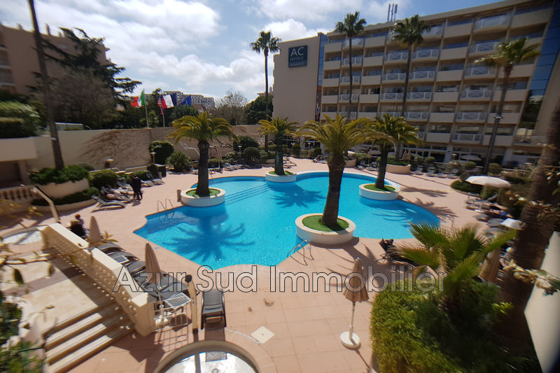 Apartment Juan-les-Pins Pinède,   to buy apartment  3 rooms   84 m²