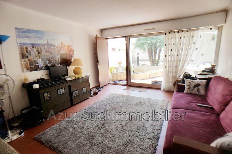 Photo Appartement Juan-les-Pins Rostagne,   achat appartement  1 pièce   38m²