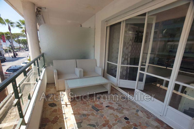 Appartement Juan-les-Pins Front de mer,   achat appartement  2 pièces   37m²