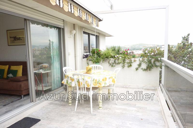 Appartement Juan-les-Pins Rostagne,   achat appartement  3 pièces   57m²