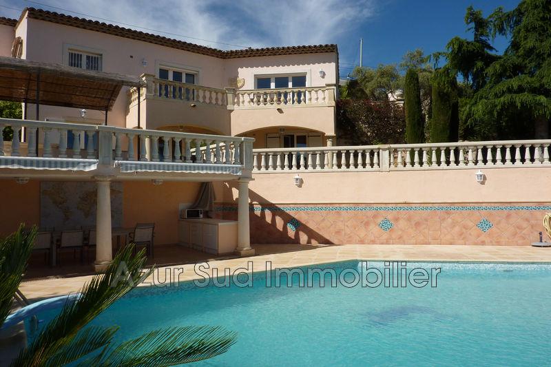 Villa Mandelieu-la-Napoule Hauteur,   achat villa  4 chambres   210m²