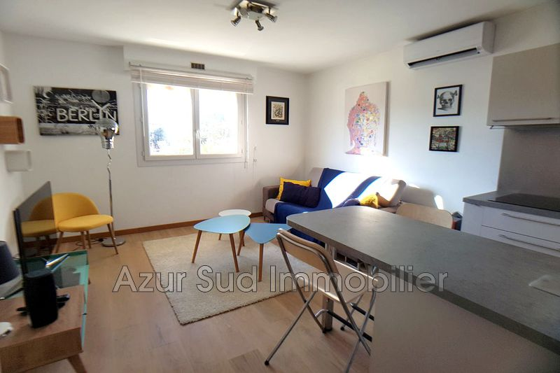Photo Apartment Antibes Hauteurs,   to buy apartment  2 rooms   38 m²