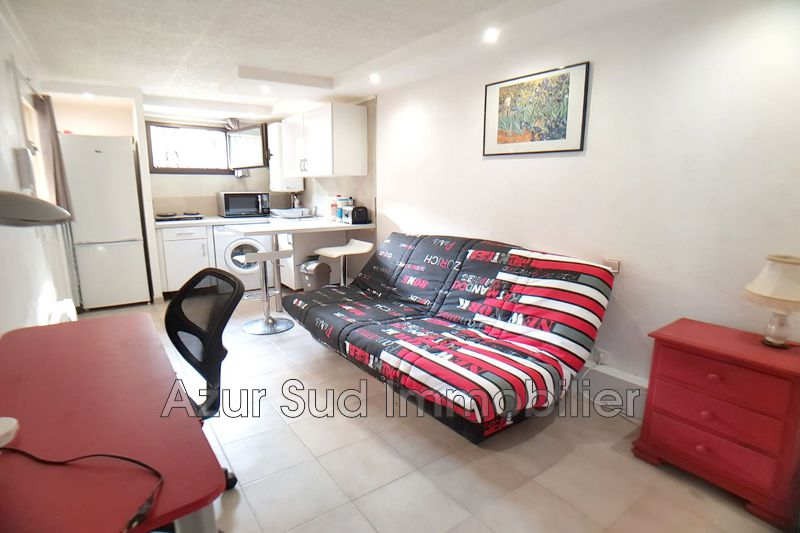 Photo Apartment Juan-les-Pins 100 m plages,   to buy apartment  1 room   17 m²