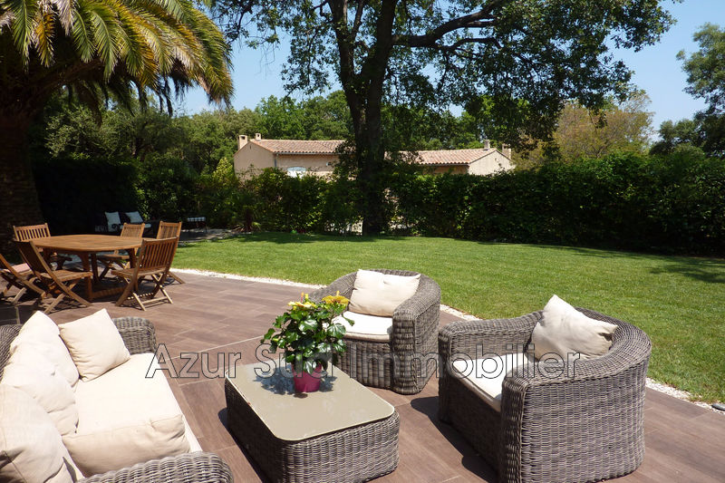 Photo Villa Antibes Valbosquet,   to buy villa  4 bedrooms   110 m²