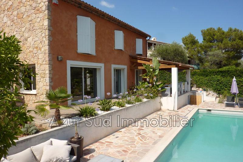 Villa Grasse Saint antoine,   achat villa  5 chambres   130m²