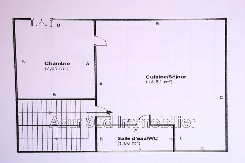 Photo n°8 - Vente Appartement immeuble Saint-Vallier-de-Thiey 06460 - 230 000 €