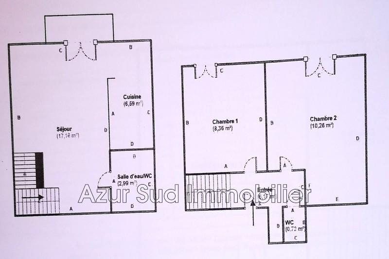 Photo n°9 - Vente Appartement immeuble Saint-Vallier-de-Thiey 06460 - 230 000 €