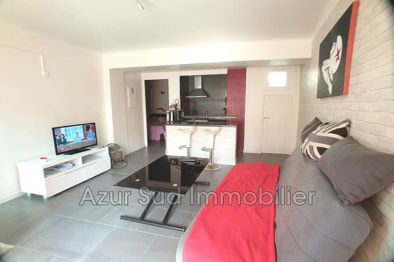 Photo Apartment Juan-les-Pins Centre-ville,   to buy apartment  2 rooms   37 m²