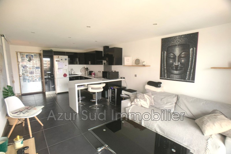 Photo Appartement Antibes St jean,   achat appartement  2 pièces   38 m²