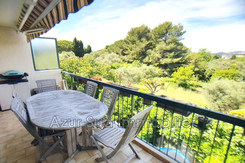 Photo Apartment Antibes Fontmerle,   to buy apartment  3 rooms   60 m²