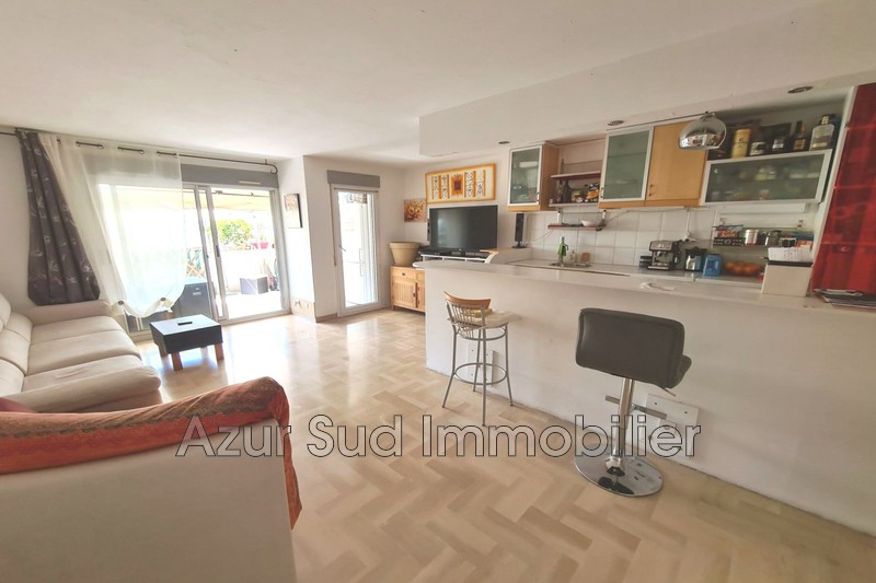 Photo Apartment Antibes Rabiac estagnol,   to buy apartment  2 rooms   54 m²