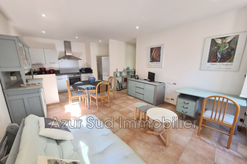 appartement  2 rooms  Antibes Old antibes  39 m² -