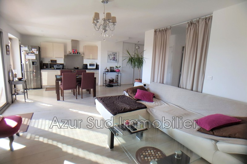 Photo Appartement Antibes Saint jean,   achat appartement  3 pièces   61 m²