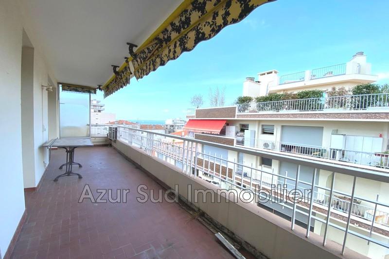 appartement  2 pièces  Juan-les-Pins Centre-ville  49m² -