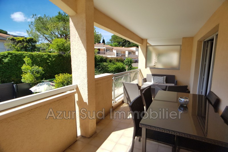 appartement  2 pièces  Antibes Fontmerle  46m² -