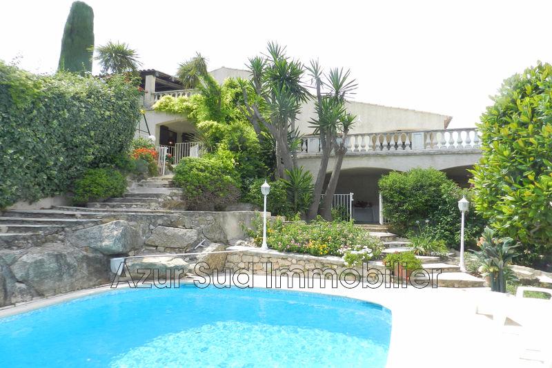 Photo Villa provençale Golfe-Juan Les brusquets,   achat villa provençale  5 chambres   400m²