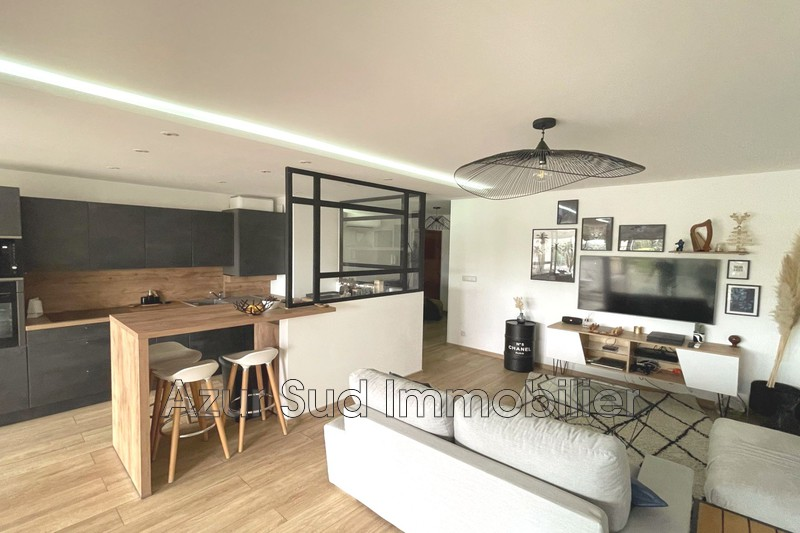 Appartement Antibes Fontmerle,   achat appartement  2 pièces   53m²